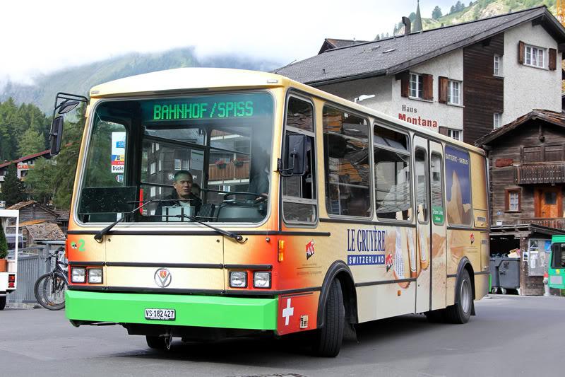zermattbuss